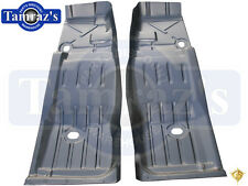 68-74 X-Body Floor Pan Front to Rear Half Sections to Firewall - PAIR - Legion
