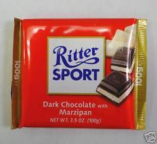 Ritter Dark Chocolate /w Marzipan