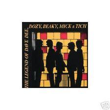 "DAVE DEE DOZY BEAKY MICK & TICH - ""LEGEND OF.."" 1988 CD"