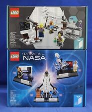 LEGO IDEAS Women of NASA 21312  & Research Institute 21110 In Hand Sealed Boxes