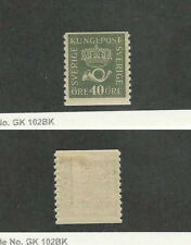 Sweden, Postage Stamp, #146 Mint Hinged, 1920