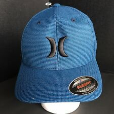 Hurley Flex Fit Dri Fit Obsidian Blue Large Extra Large Hat