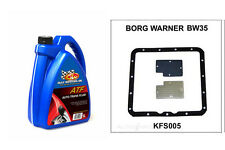 TRANSGOLD Transmission Kit KFS005 With Oil For FORD FALCON XF GEARBOX BW40 BW51