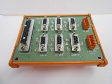 WEIDMULLER MP6-S 30330-12470 SERVO MOTION INTERFACE PANEL PCB CIRCUIT BOARD