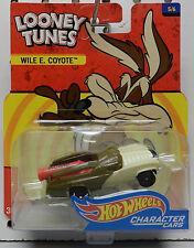 5 WILE COYOTE ACME E MOPAR RAT ROD LOONEY TUNE CHARACTER CARS HW HOT WHEELS