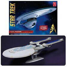 Star Trek ~ U.S.S. EXCELSIOR ~ 1:1000 Scale ~ Plastic Model Kit by AMT      2016