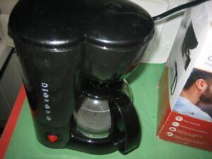 ROADPRO 12V RPSC785 12V COFFEE MAKER WITH GLASS CARAFE NIB