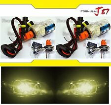 HID KIT XENON REPLACEMENT 35W H11B 3000K TWO BULB HEAD LIGHT REPLACE FIT QUALITY