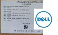Dell PowerEdge R510 Static Rail Kit 2/4 Post Rackmount Rails Server H872R 0H872R