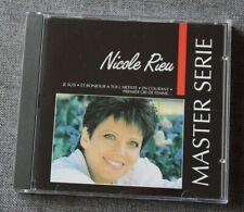 Nicole Rieu, master serie - best of, CD