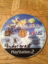 Sky Gunner (Sony PlayStation 2, 2002) Disc Only PS2