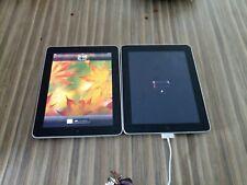 Apple iPad 1st Gen. 16GB, Wi-Fi, 9.7in - Black (CA)