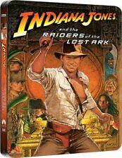 Indiana Jones and the Raiders of the Lost Ark - Ltd. Ed. Steelbook [Blu-ray] New