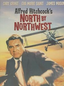 North by Northwest  Cary Grant James Mason DVD Like New