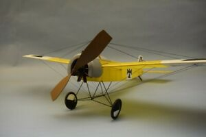 Dumas Fokker Eindecker E111 (76.2cm)  (331) - A Scale Rubber Powered Flying M...
