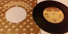 Giorgio Moroder Chase / Love's Theme Casablanca CAN144UK Vinyl 7 inch 45 RARE