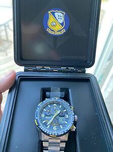 Citizen Blue Angels JY8078-52L Wrist Watch for Men