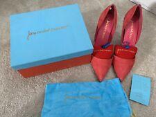 JEAN-MICHEL CAZABAT Ella Shoes BN