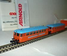 Arnold 0351 VT/VS 98 der STLB, Epoche IV, orange/blau, N, NEU&OVP