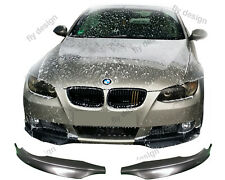 front BMW e92 OEM coupe 2005-10 body kit neu designte heckpartie mit heckschürze