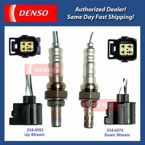 Denso Oxygen Sensor Set 2PCS. for 2005-2006 Dodge, Chrysler, Jeep, Ram 1500