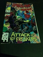 Spider-Man 2099 #8 (Jun 1993, Marvel) Attack Of The Freakers