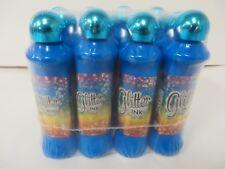 1 Dozen 80ml Glitter Ink Bingo Daubers in Blue - Bingo Dabbers