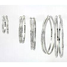 Unbranded Crystal Brass Fashion Earrings