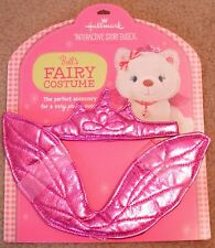 NEW~Hallmark Bell's Husky Pup Fairy Costume / Interactive Story Buddy Accessory
