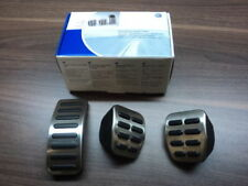 Original VW Golf 4 Bora Kit de Pedales Caps R32 Acero Inox. Beetle Gti
