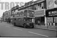 35mm Negative London Transport AEC Routemaster RM1212 212CLT at Acton 1976