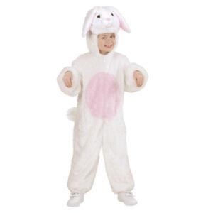 KINDER HASEN PLÜSCHKOSTÜM / Karneval Kleinkinder Jungen Mädchen Ostern Kostüm