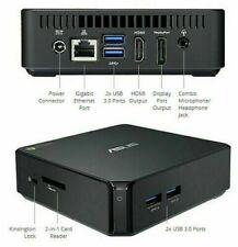 Asus Vivo MiniPC - Intel i7-5500u, Win10 Pro, 4/8/16GB RAM, 64/128/256/512GB SSD