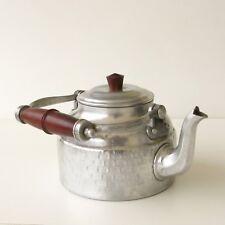 Ancienne petite bouilloire Alu - LE CABANON - Cont 1.5 litre -  Art Populaire