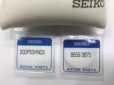 SEIKO NEW MONSTER - CRYSTAL & CRYSTAL GASKET FOR - SKX781/ SKX779