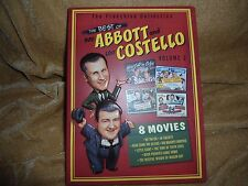 The Best of Abbott & Costello - Volume 2 (2 Discs Two Sided DVD) [2004]