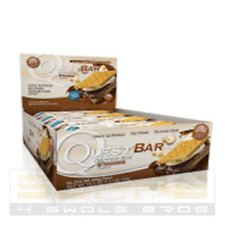 Quest Nutrition Protein Bar S'mores Box of 12! *FREE SHIPPING* (BEST BY 11/2016)