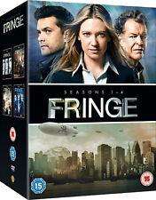 FRINGE SEASON 1-4 DVD Series 1 2 3 4 Anna Torv Joshua Jackson UK New Sealed R2