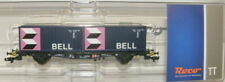 "Roco Tt 37513 Container Wagon "" Bell "" DB Ag - New+Boxed"