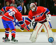 Carey Price & P.K Subban Montreal Canadiens 2011-2012 NHL Action Photo 8x10