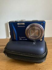 Panasonic Lumix DMC-ZS10 - Blue
