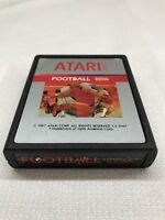 Football Video Game Cartridge CX2667  for Atari 2600