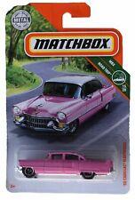 Matchbox '55 Cadillac Fleetwood 15/20, pink
