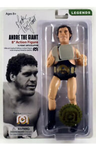Mego Legends Andre The Giant Limited Edition 8'' Wrestler Action Figure New