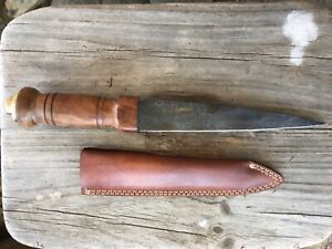 Scottish Dirk by Angry Bear Forge, USA, 1095 Steel, Walnut Handle