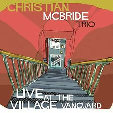 Christian McBride Trio - Live at the Village Vanguard [CD]