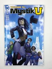 DC's Mystik U #1 NM Zatanna