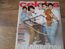 ONE DIRECTION JLS X FACTOR CELEBS CELEBRITY MIRROR MAGAZINE MAY 2012
