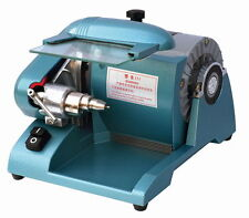 180w Dental Lab High Speed Alloy Grinder Cutting Polishing Lathe Machine Fda Ce