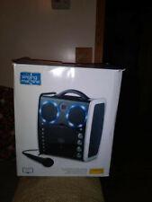 New ListingSinging Machine Sml383 Cd+G Karaoke Player System W/ Disco Lights 2 disc